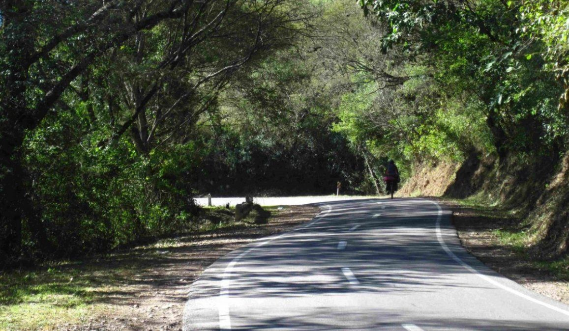 Salta y Jujuy acordaron el cierre temporal del camino de cornisa