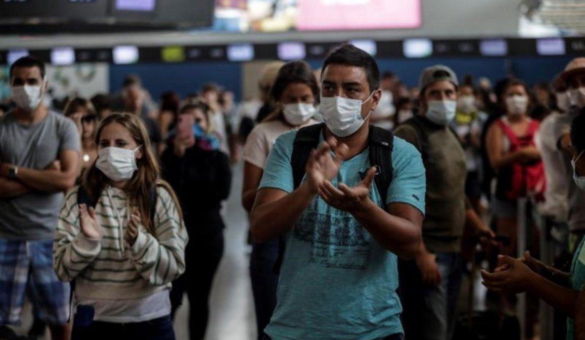 Se suspendió la repatriación de argentinos en el exterior