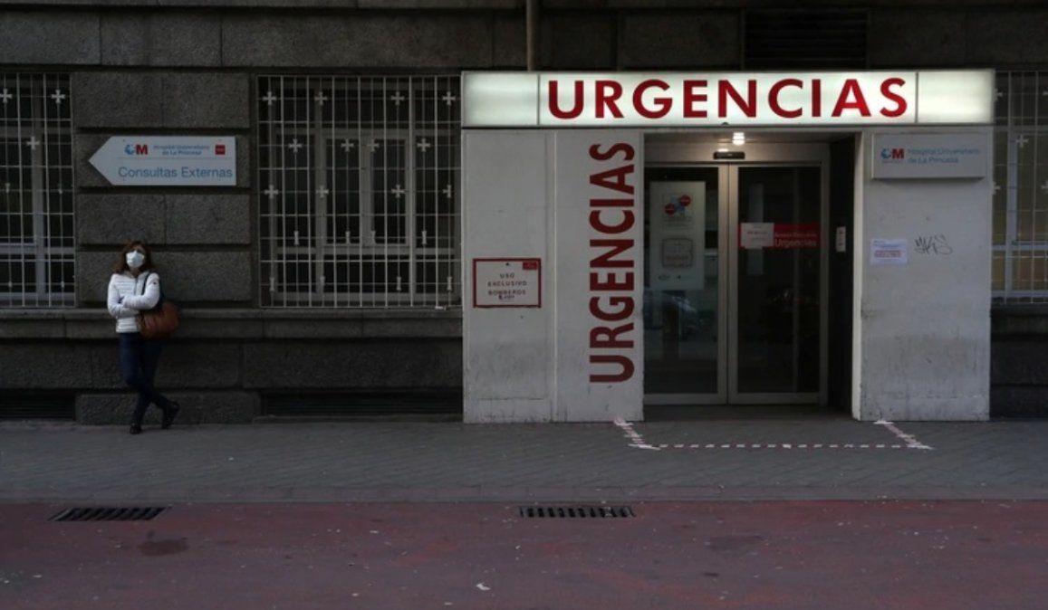 España superó las 4.000 muertes por coronavirus