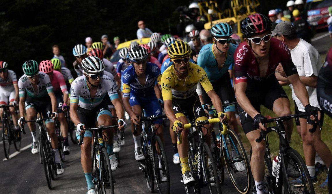 El Tour de France 2020, ¿sin público y por TV?