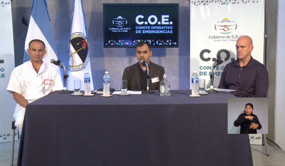 Coronavirus en Jujuy: Dos casos positivos y dos nuevos sospechosos