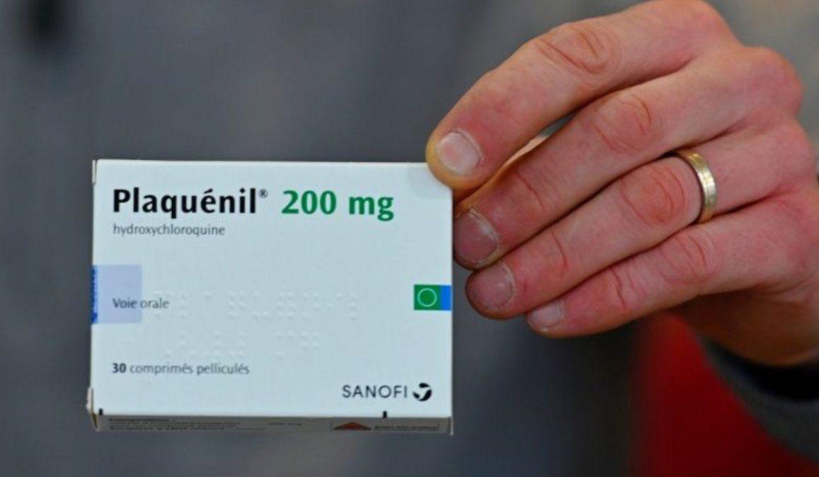 Hidroxicloroquina, la droga que se usará en los ensayos clínicos contra el COVID-19