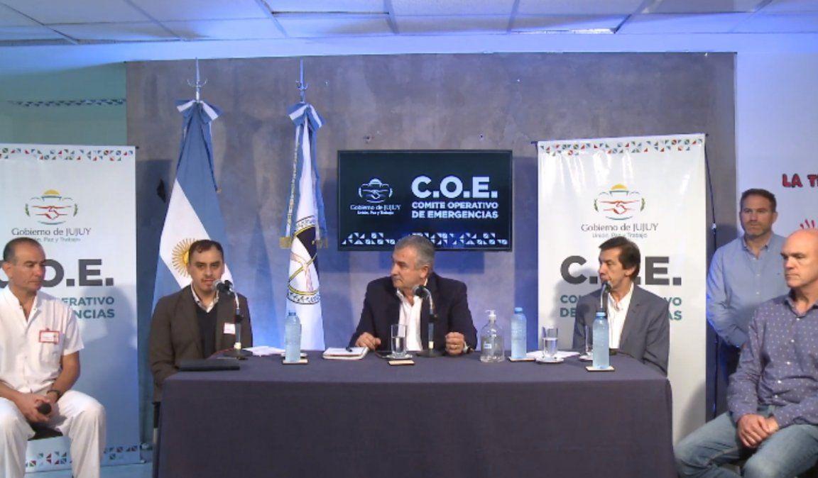 Coronavirus en Jujuy: Dos casos descartados y dos nuevos sospechosos