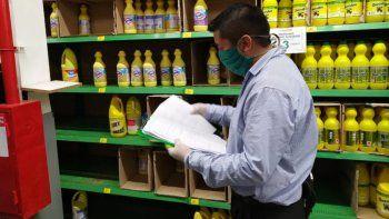 Controles en Jujuy: Más de 70 actas de infracción a comercios, supermercados y farmacias
