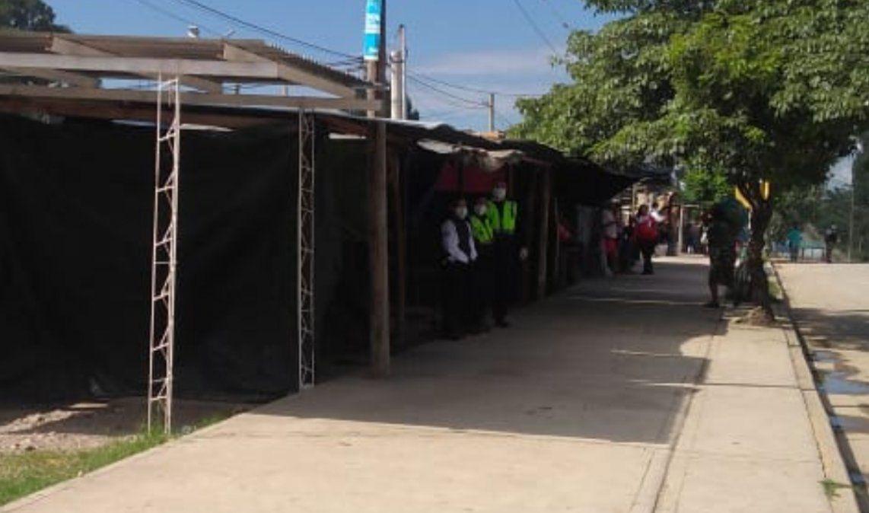 70% de los comercios de Palpalá afectados por la cuarentena