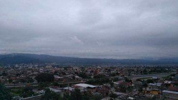 La semana arranca con probables lluvias en Jujuy
