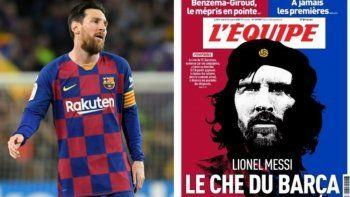 Messi, el