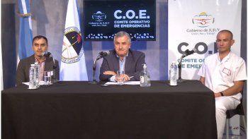 Coronavirus: comenzaron los testeos en Jujuy y se descartaron varios casos sospechosos