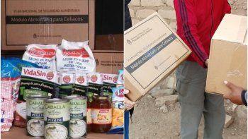 Suspendieron la ayuda a celíacos y por la pandemia tienen sus alimentos mucho más caros