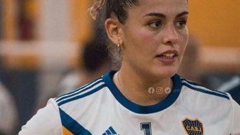 Camila Hiruela en cuarentena y focalizada en el Metropolitano