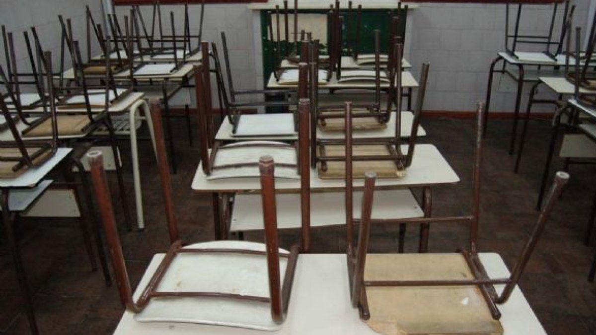 Las clases en Jujuy no volverán al menos por dos meses