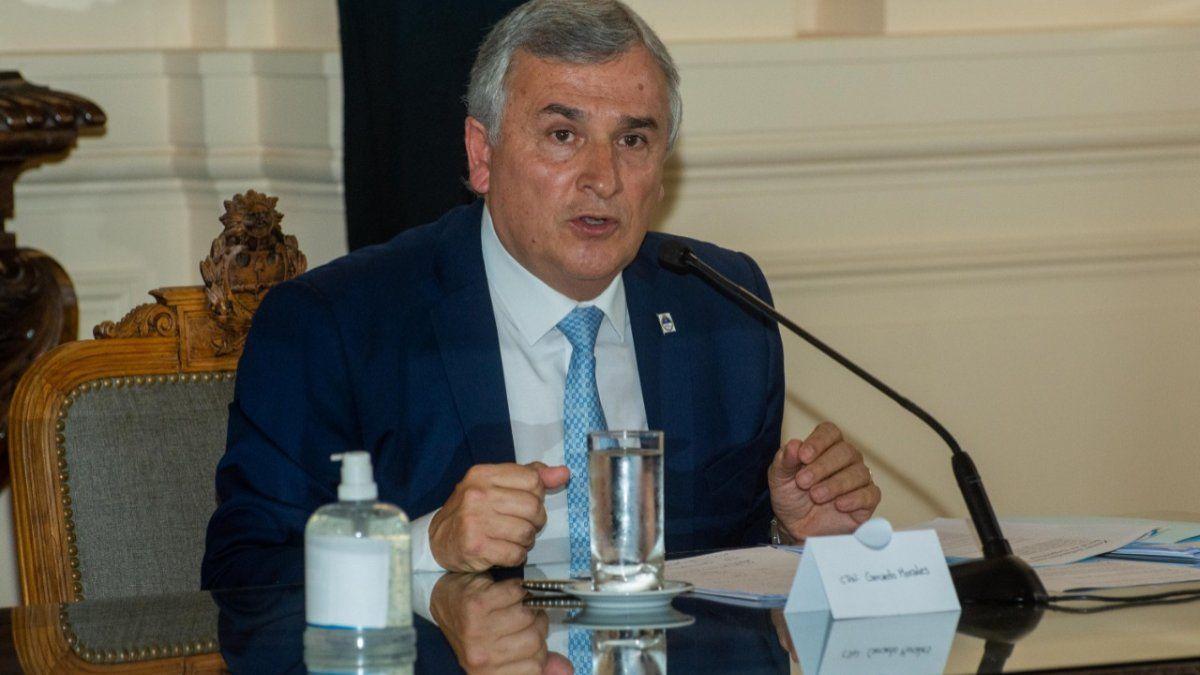 Apertura de sesiones: Morales no habló de su gestión y centró su discurso en la pandemia