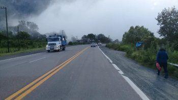 Las Rutas en Jujuy se mantienen transitables, con precaución donde se registran lluvias