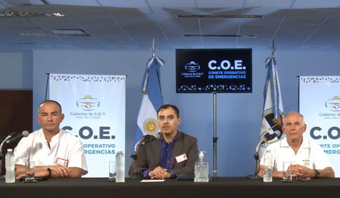 Coronavirus: Jujuy no registró nuevos casos positivos y tampoco sospechosos