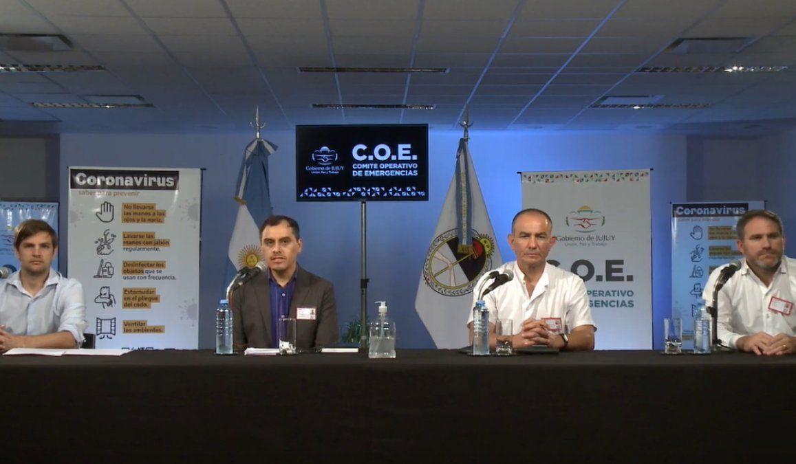 Otra jornada sin casos nuevos ni sospechosos en Jujuy