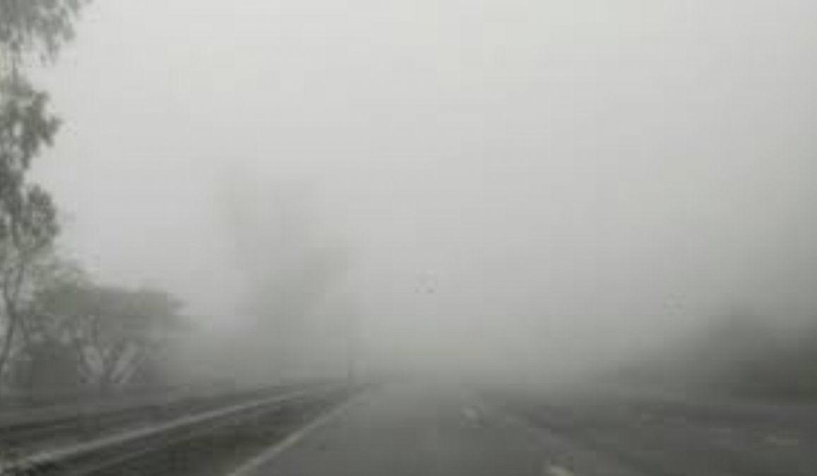 Precaución en Bárcena por neblina, además siguen los cortes en las Rutas 34, 35, 73 y 83