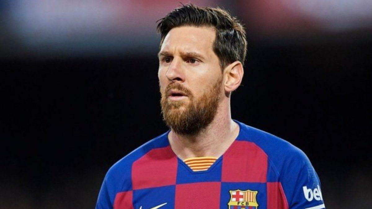 Messi se une a una nueva campaña solidaria por el coronavirus