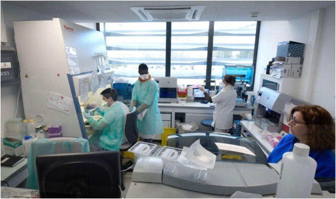 80 nuevos casos de coronavirus: Son 1.795 los infectados en el país