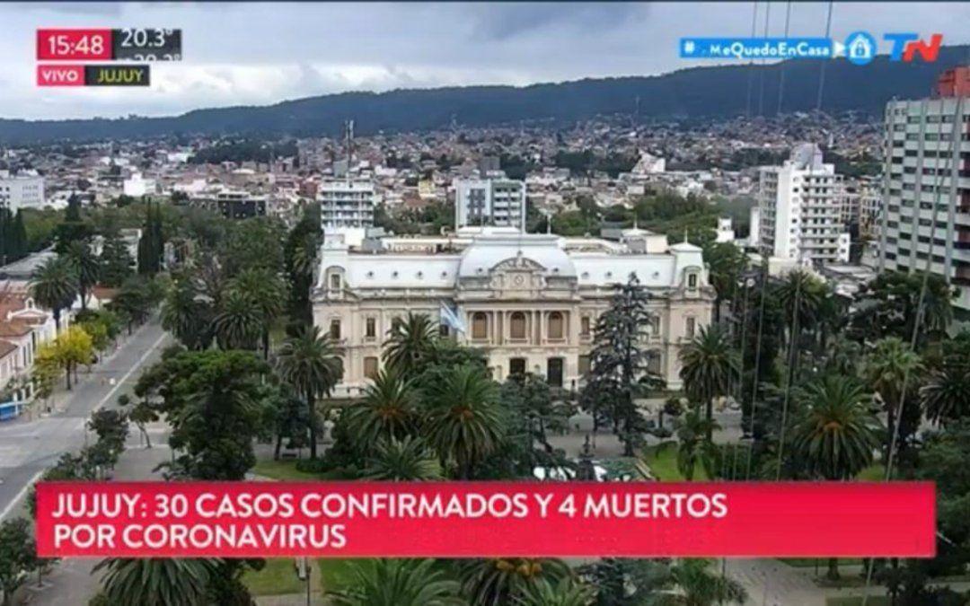 TN se equivocó e informó sobre 4 muertes y 30 casos de coronavirus en Jujuy