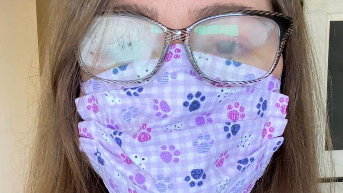 Coronavirus: 3 trucos para que no se empañen los lentes al usar el barbijo