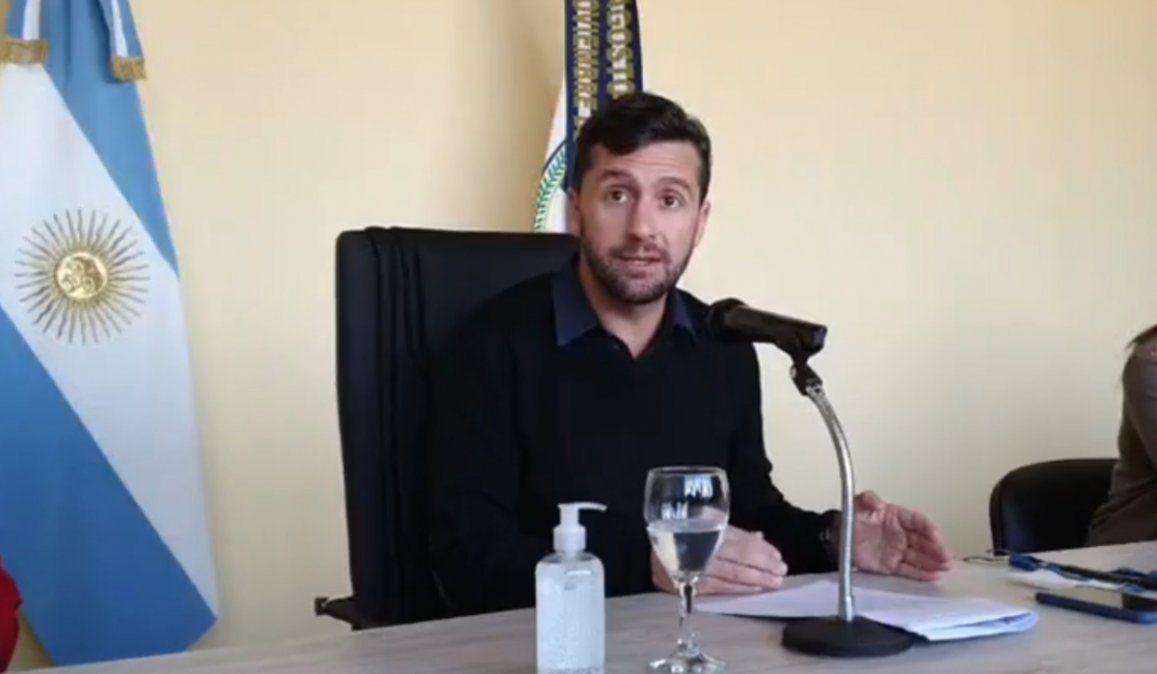 Con un discurso encendido, Luciano Demarco encabezó la Apertura de Sesiones en Perico