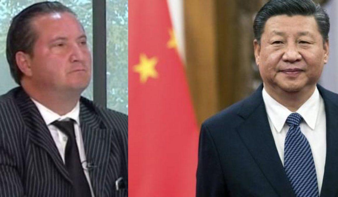 Desde Argentina presentarán una denuncia penal contra China por genocidio virósico