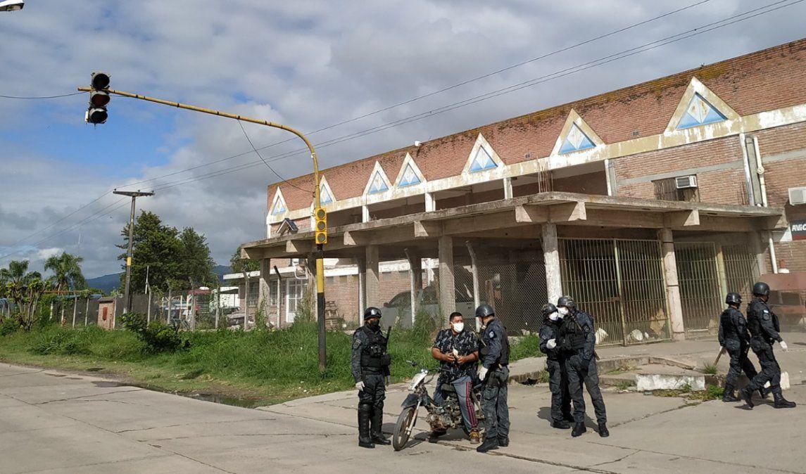 En Jujuy ya se demoraron a más de 6.000 personas por incumplimiento de la cuarentena