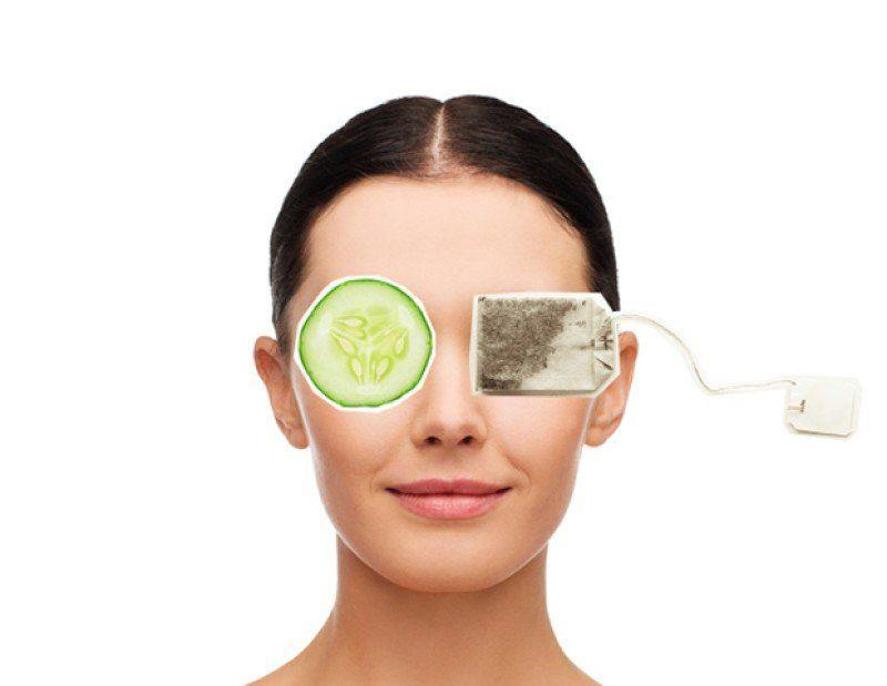Remedios naturales para desinflamar los ojos hinchados
