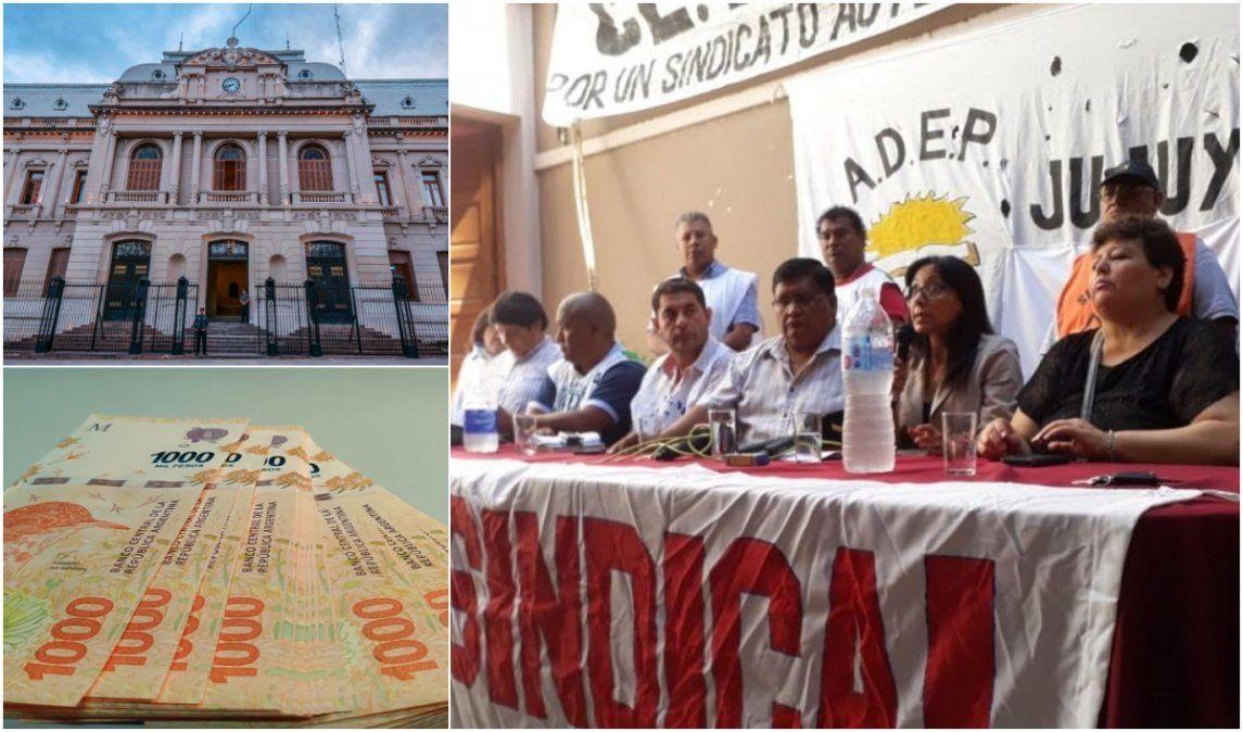 Los gremios rechazaron el polémico proyecto de ajuste en los salarios estatales