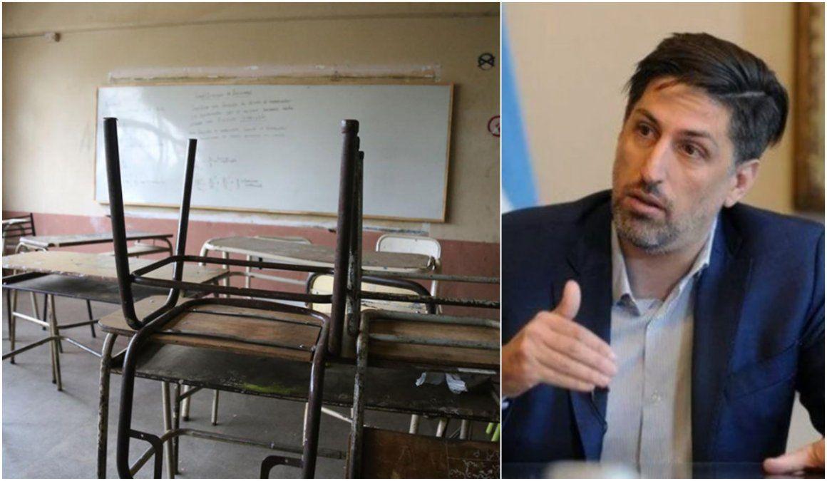 Las provincias en fase 5 empezarán las clases en agosto, dijo Trotta