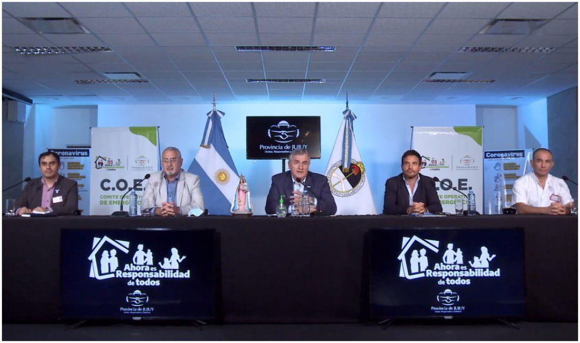 Día 49 sin casos de coronavirus en Jujuy