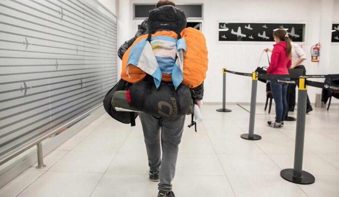 Cancillería anunció 21 nuevos vuelos para el regreso de más de 4000 argentinos desde el exterior