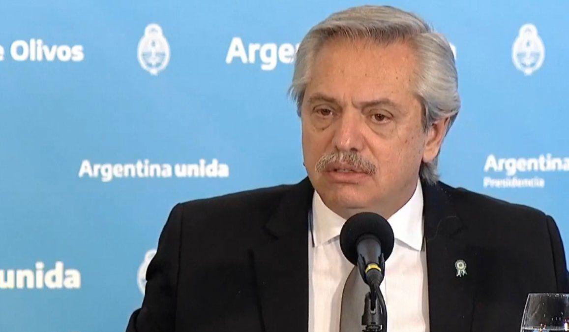 La cuarentena sigue hasta el 7 de junio: El virus está en las calles, dijo Fernández