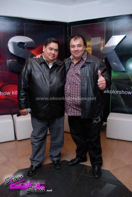 José Luis Aguilar (izquierda). Foto: Facebook SKS