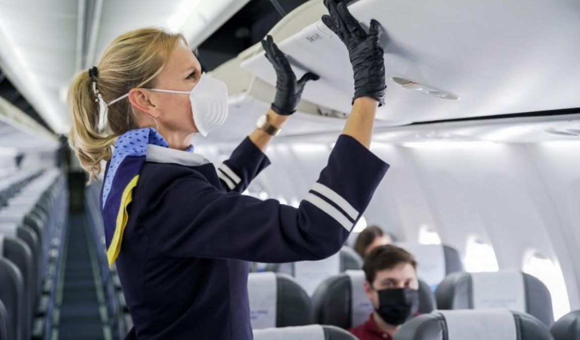 Aerolíneas tiene listo el protocolo para volver a operar