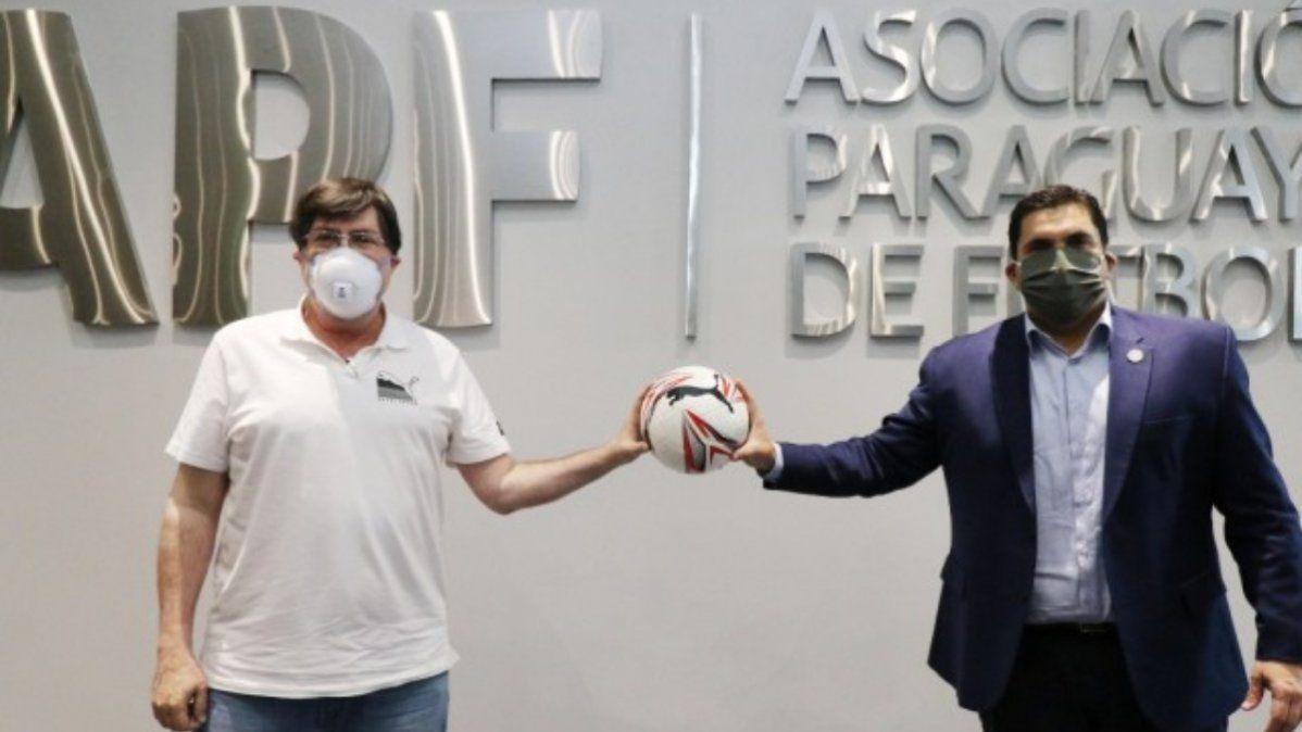 Vuelve el fútbol en Paraguay