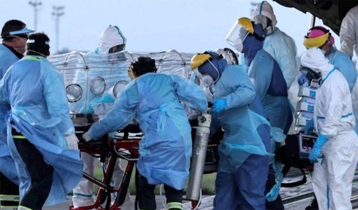 Chile superó los 1.000 muertos por coronavirus