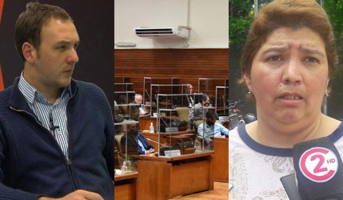 Rotundo rechazo al proyecto que suspende los juicios contra el Estado