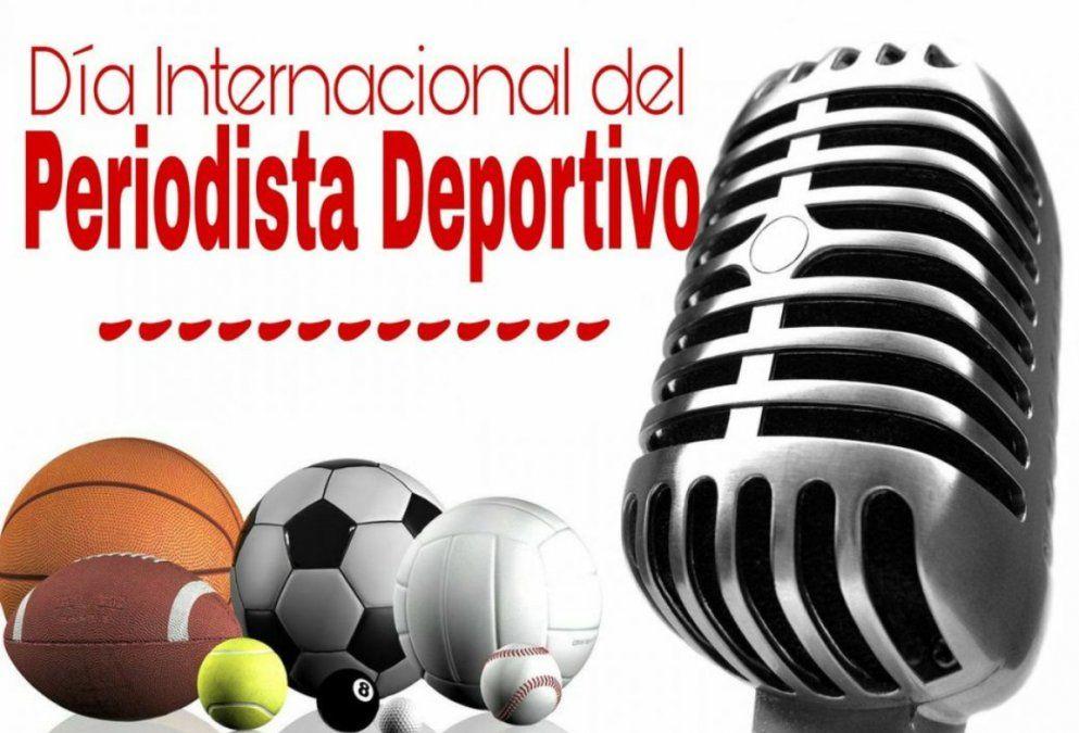 Día internacional del Periodista  Deportivo
