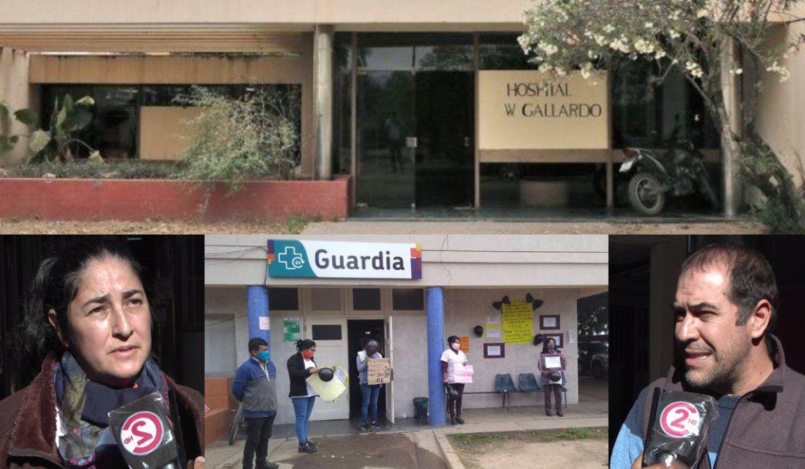 Salud en Palpalá: faltan recursos humanos y elementos de higiene