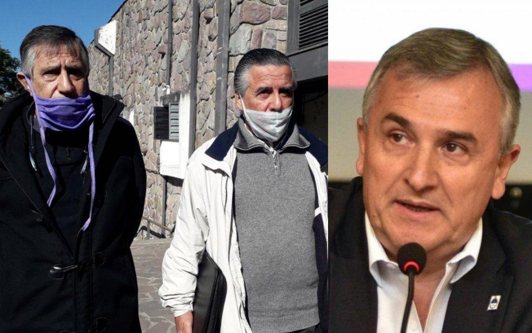 Dos abogados piden juicio político contra Gerardo Morales