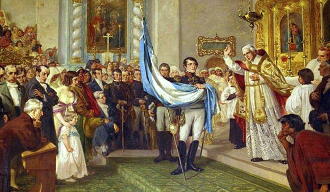 Se cumplen 250 años del nacimiento del General Manuel Belgrano