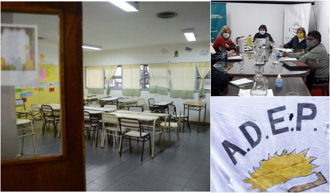 Retorno a las aulas en Jujuy: Planteos y dudas del gremio de los maestros