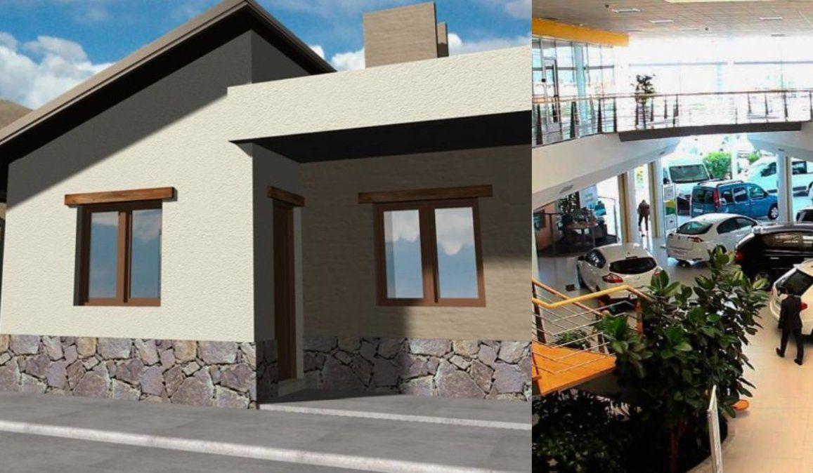 Palpalá: Se desarrollará un plan de ahorro inmobiliario en barrio Florida