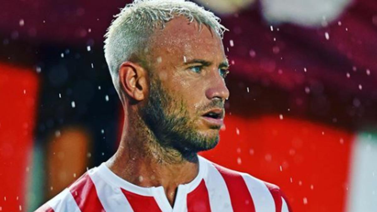 Gastón Fernández define su retiro del fútbol