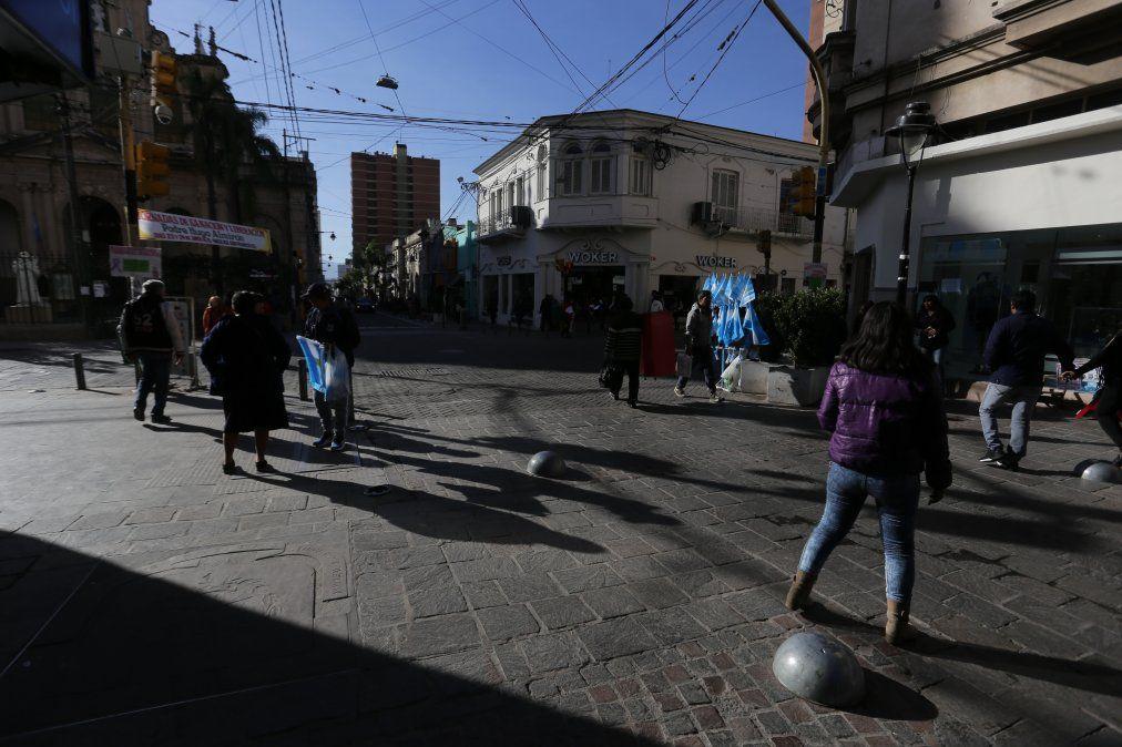 Desde el lunes se amplía la Peatonal Belgrano