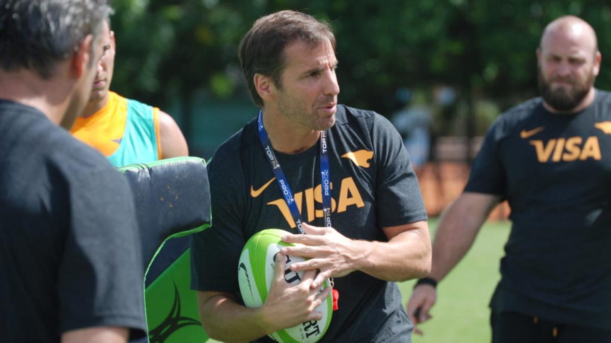 Gonzalo Quesada deja de ser head coach de Jaguares