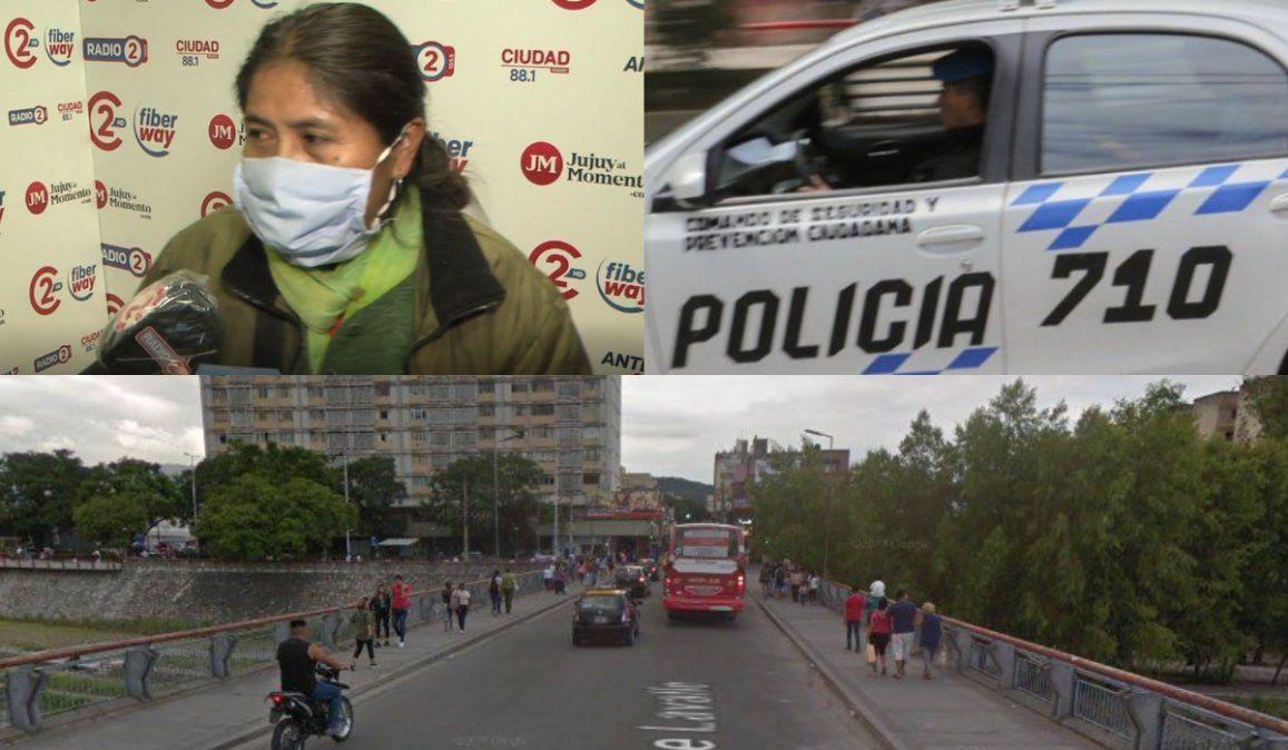 Grave denuncia: una mujer fue detenida sin justificación y liberada a las horas
