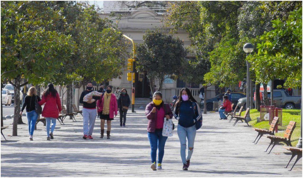Hoy se celebra el Día del Padre con circulación libre en San Salvador de Jujuy