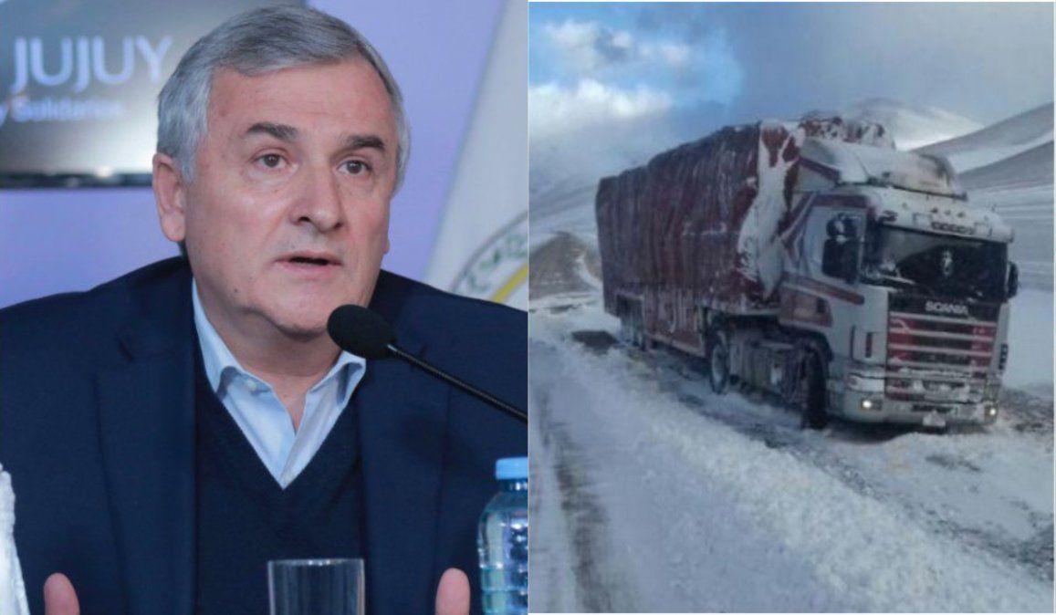 Advierten que prohibir el ingreso de camiones es una infracción que compromete al Estado Argentino